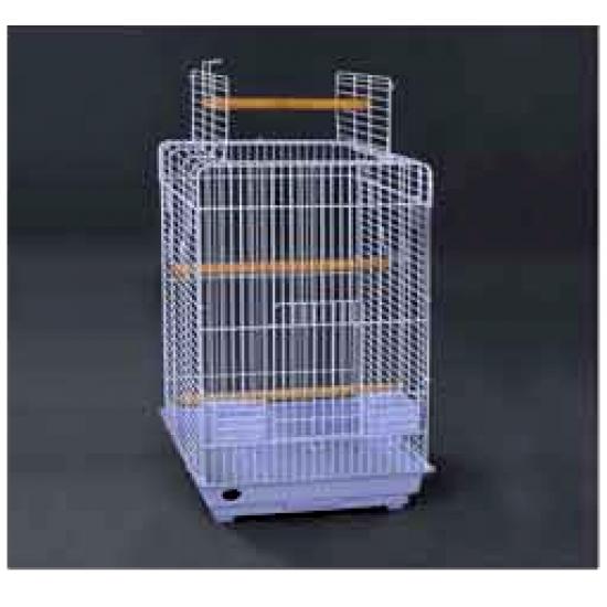 Сгъваема клетка за пътуване или временно настаняване: 52см/42см/85см