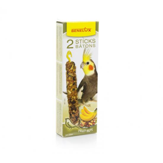 2бр. Крекери за папагали: Банан