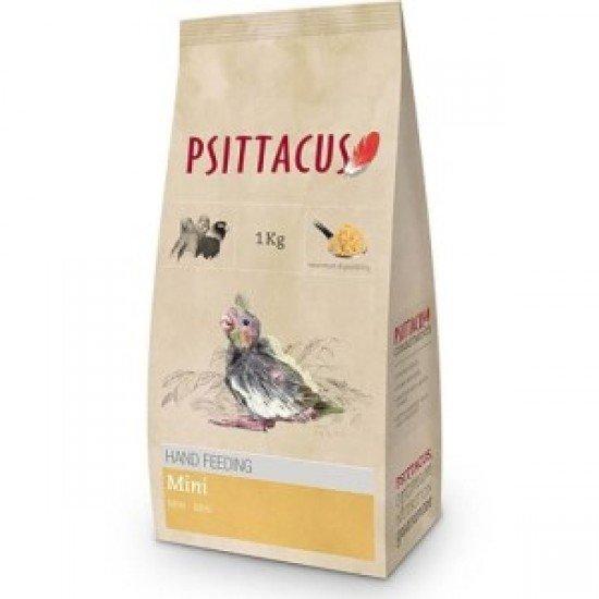 1кг. Psittacus Mini за ръчно хранене: за Канари, Розели, Корели,Вълнисти и др
