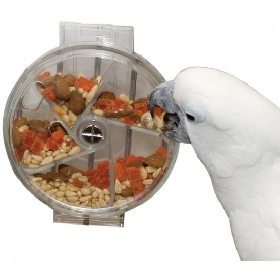 Интерактивна играчка за големи папагали