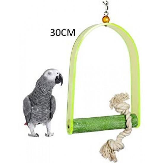 Абразивна люлка за папагали - 30/22см
