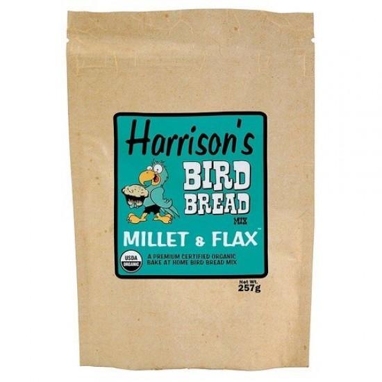Harrison's millet & flax