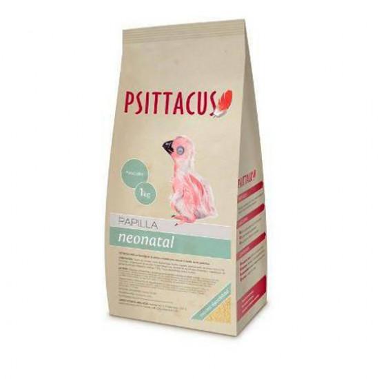 1кг. Psittacus Neonatal: храна за ръчно хранене в периода 7-21 ден от живота
