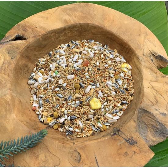 1кг. Семена за малки и средни папагали