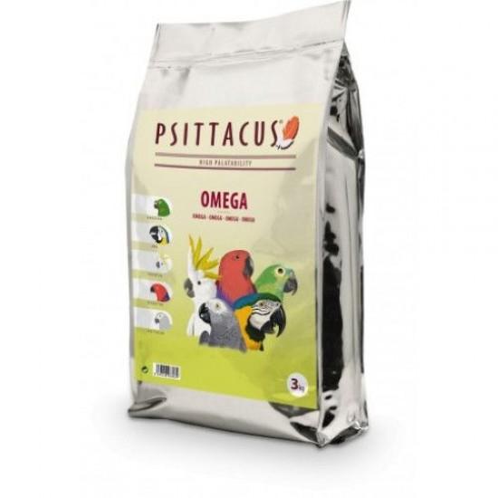 3кг.  Psittacus Omega Formula